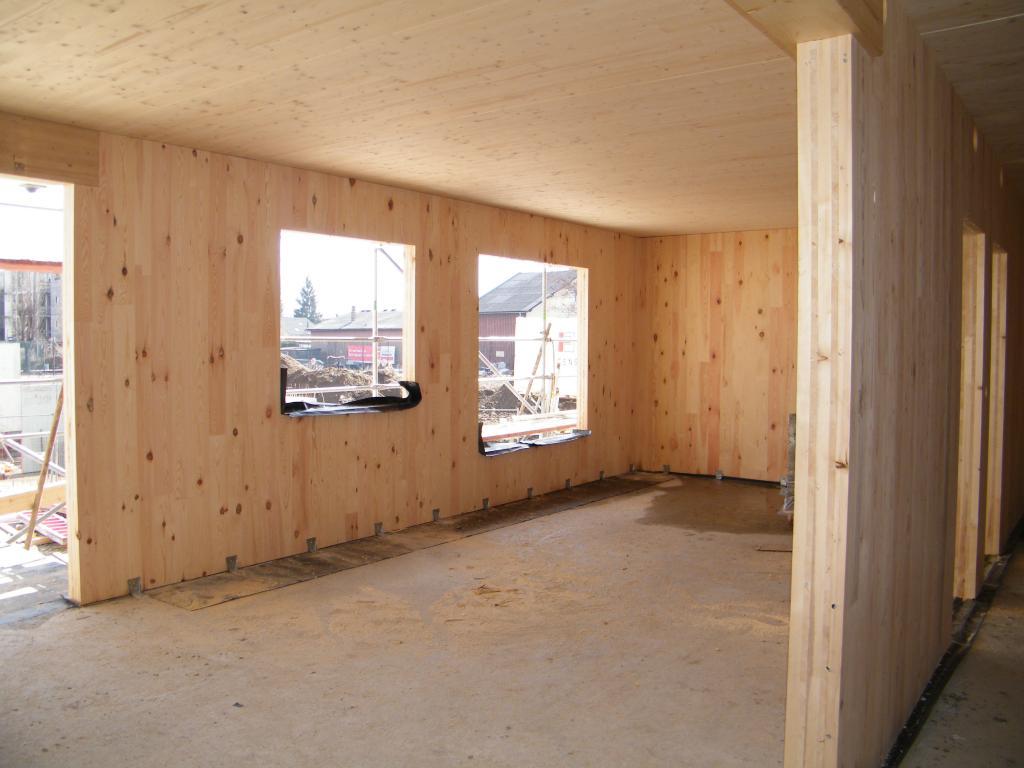 Holzwand innen ideen fur was wohndesign - Holzwand innen ...