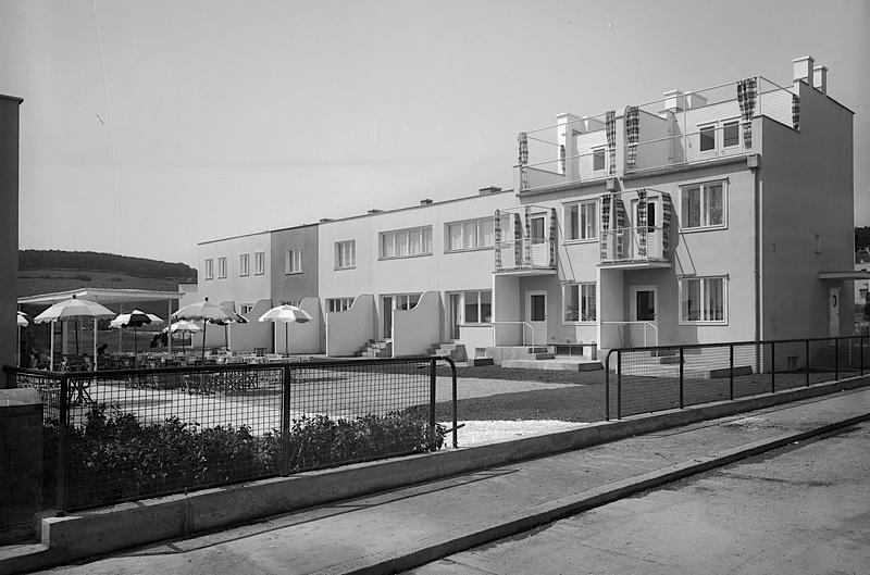 werkbundsiedlung wien 1932 ein manifest des neuen wohnens. Black Bedroom Furniture Sets. Home Design Ideas