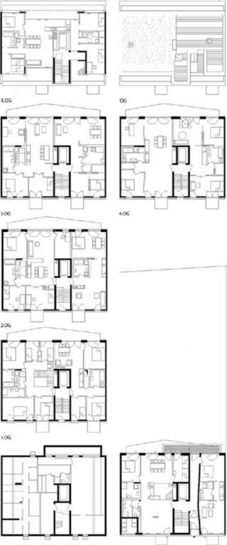 w a b gemeinsam wohnen in der stadt neubauprojekte. Black Bedroom Furniture Sets. Home Design Ideas