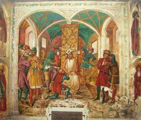 Mittelalterliche Beleidigungen