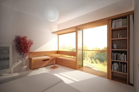 Zimmerplanung  ARGE Andexer-Haidacher aus Graz gewinnt Architekturwettbewerb für ...